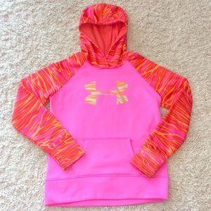 Girls Youth Under Armour Sweatshirt
